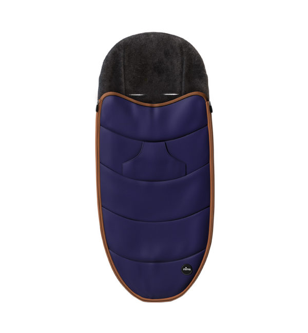 Mima Zigi Footmuff Midnight Blue