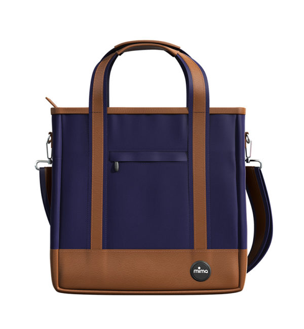 Mima Zigi Sporty changing bag Midnight Blue
