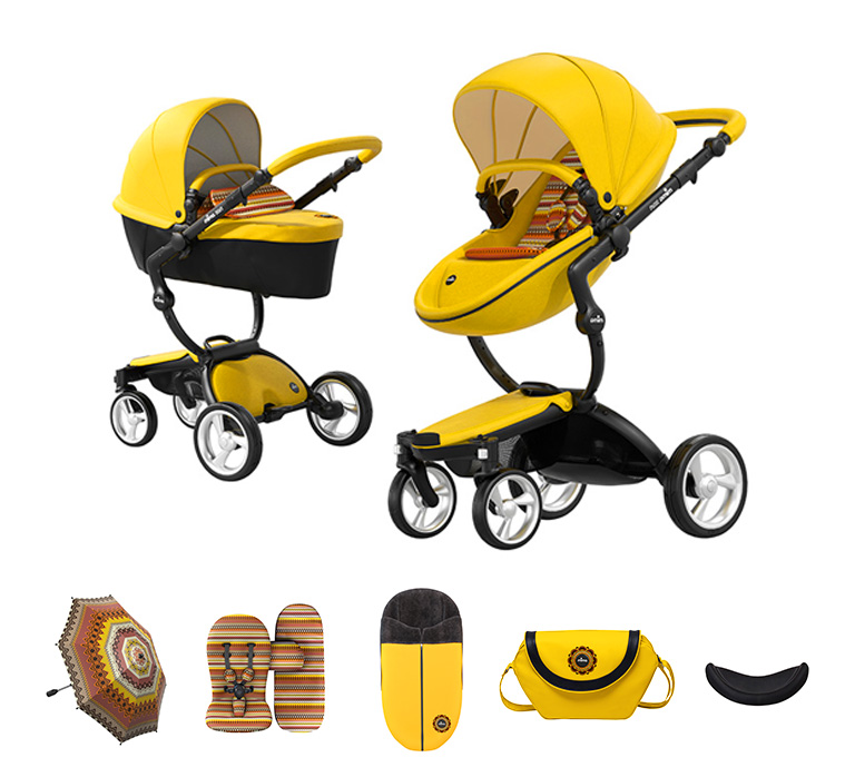 Xari Yellow Limited Bundle
