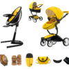 Xari Yellow Limited + Moon 2G Black & Yellow Bundle