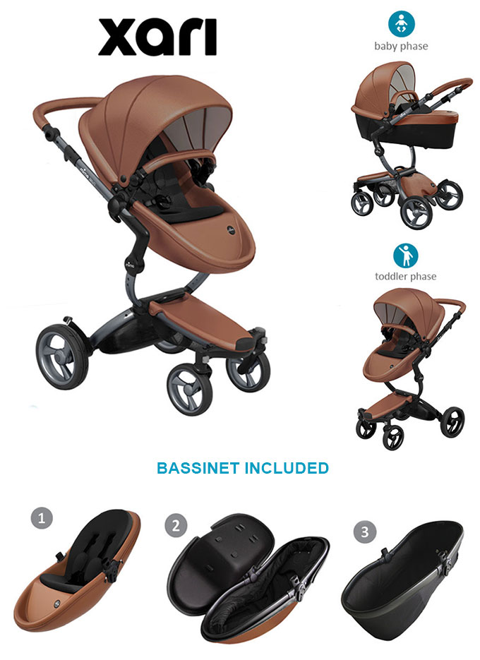 Mima-Xari-Stroller-with-Bassinet-9